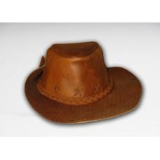 Usnjen klobuk